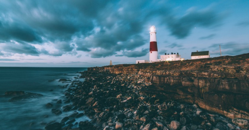 lighthouse in England, totally forgotten invasion of Britain by Burnum Burnum