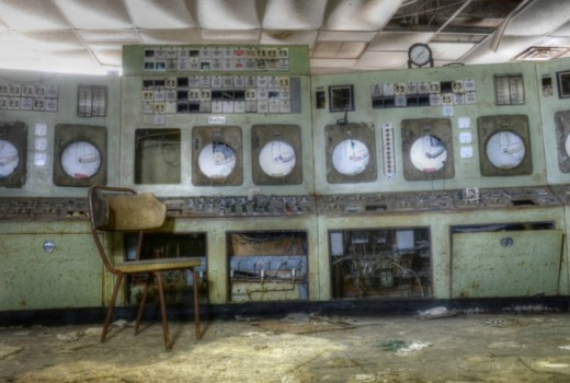 Control Room - Who deleted by battleship?