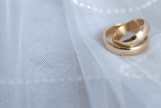 wedding rings - Russian brides scam
